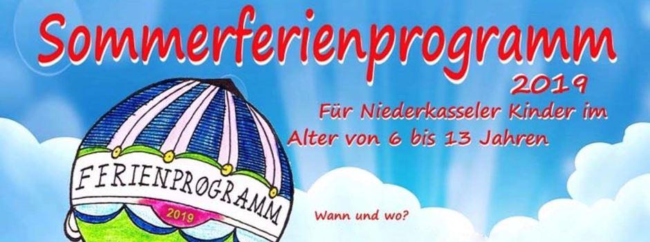 Ferienprogramm in Niederkassel und Region