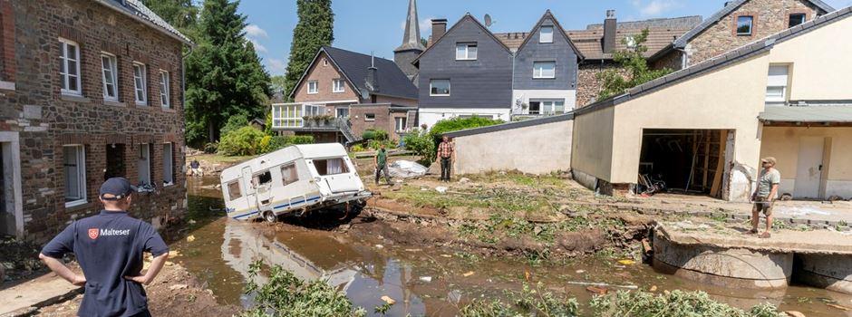 """Mainzer im Hochwassergebiet: """"Am schlimmsten ist das unfassbare Leid der Menschen"""""""