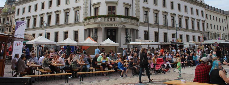Am Wochenende ist wieder Schlossplatzfest