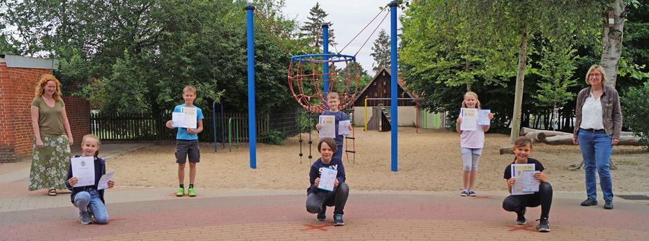 Erfolg bei Mathe-Olympiade