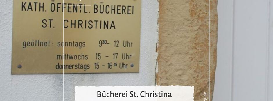 Bücherrückgabe KöB St. Christina