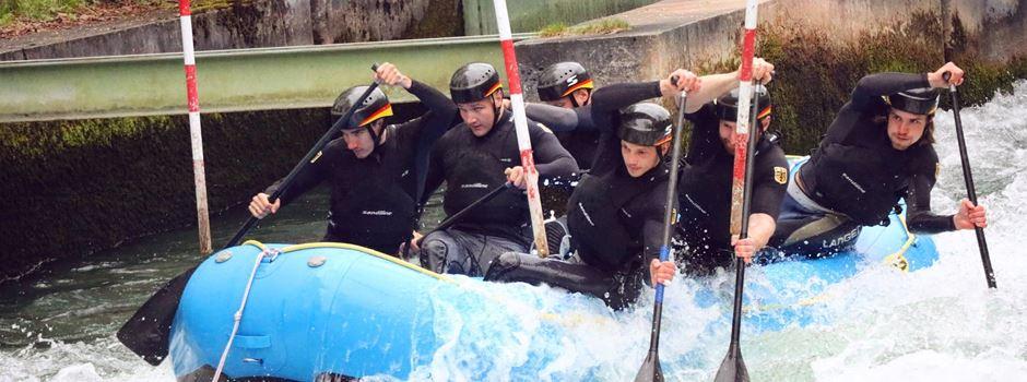 Rafting – Augsburger Team fliegt zur Weltmeisterschaft nach Australien