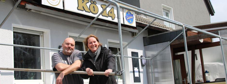 Freitag geht der Zapfhahn wieder auf: Eine Vorab-Visite in der Kö14