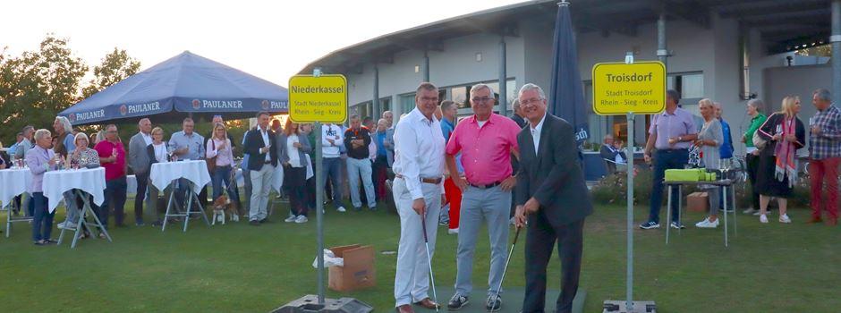 Golfturnier um den Balkan-Cup