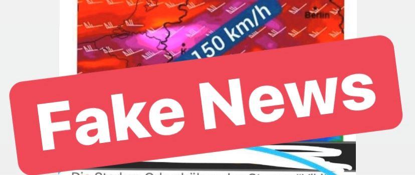 Vorsicht Fake News im Umlauf