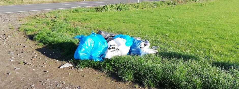 Illegale Müllentsorgung hört nicht auf