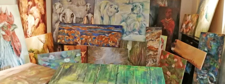 Finissage: Atelier zieht um