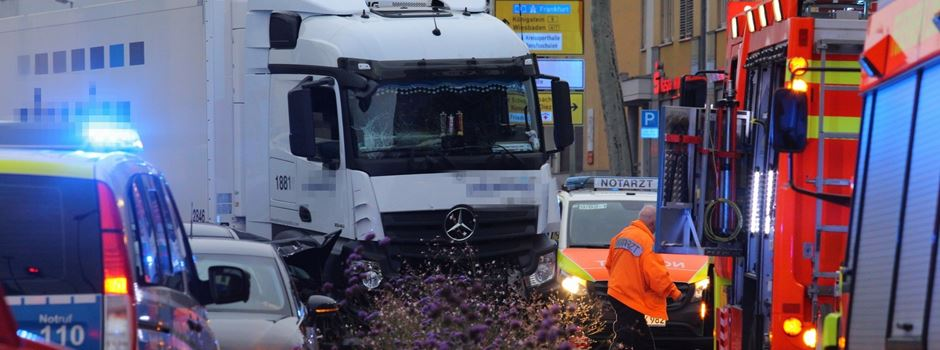Limburger Lkw-Unfall: Polizei schließt Terror-Motiv aus