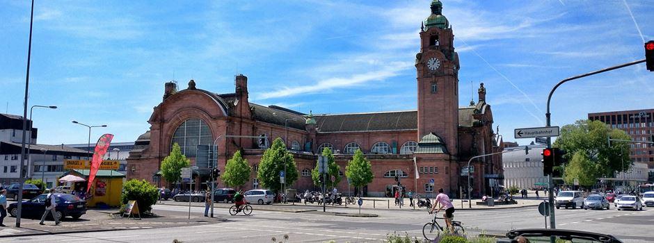 Mann mit heruntergelassener Hose am Hauptbahnhof festgenommen