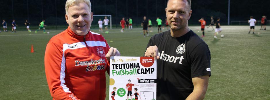 Zweitägige Fußball-Camps: Es geht um den Sport, aber auch um Werte