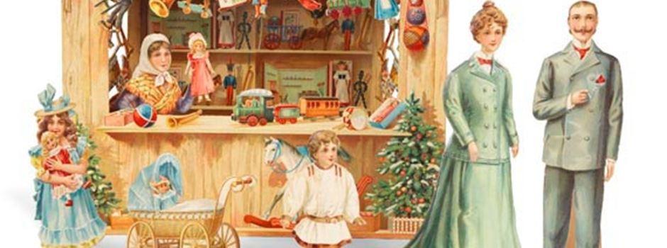 An den Weihnachtstagen: Eintritt frei