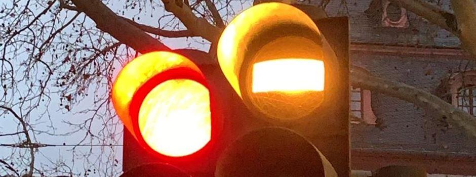21-Jähriger überfährt mehrere rote Ampeln