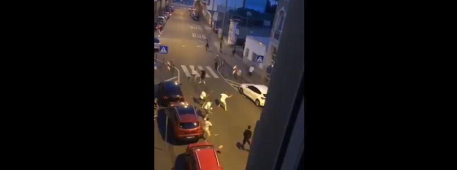 """""""Straßenschlacht in Biebrich"""" - Video sorgt noch immer für Diskussionen"""