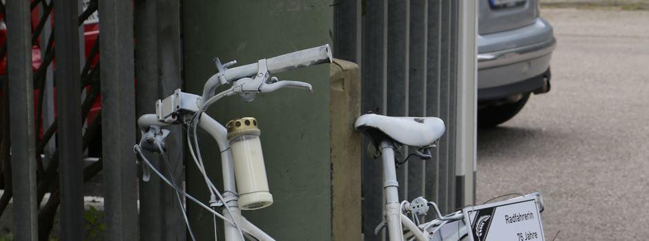 Demo und Mahnwache für verstorbene Fahrradfahrerin am Mittwoch