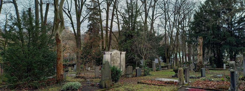 Mann (63) auf Mainzer Friedhof ausgeraubt