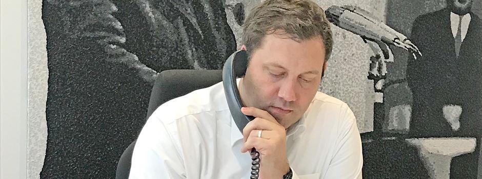 Telefonische Sprechstunde