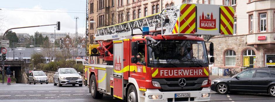 Kellerbrand in der Altstadt