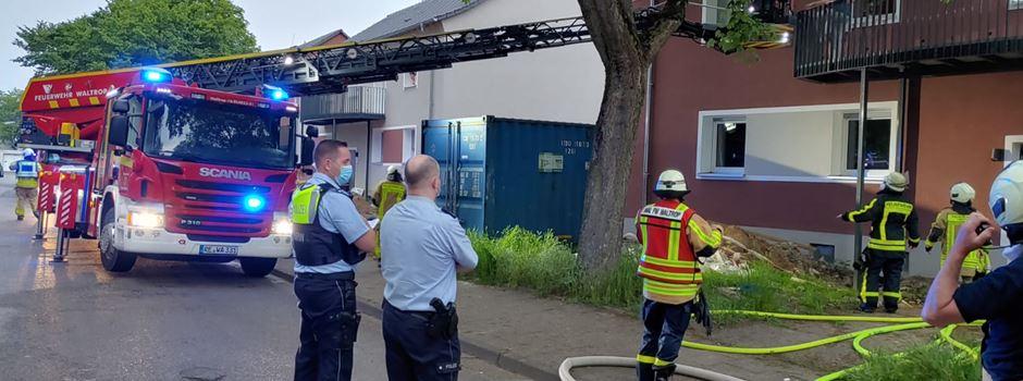 Versuchtes Tötungsdelikt, vorsätzliche Brandstiftung: Waltroperin (46) verhaftet