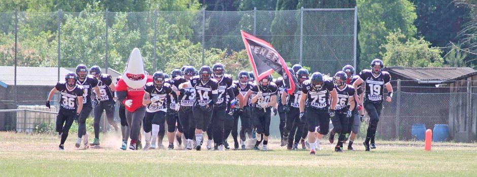 American Football in Soltau: Black Sharks beißen künftig an der Böhme zu