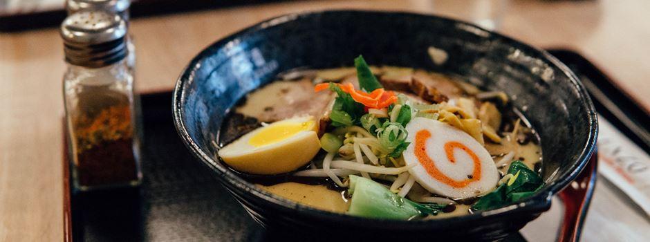 Traditionell japanisch: Hier könnt ihr in Augsburg Ramen essen