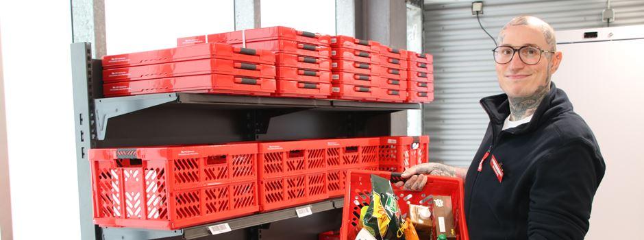 Online einkaufen, offline abholen: Rewe Menkowski führt Abholstation ein