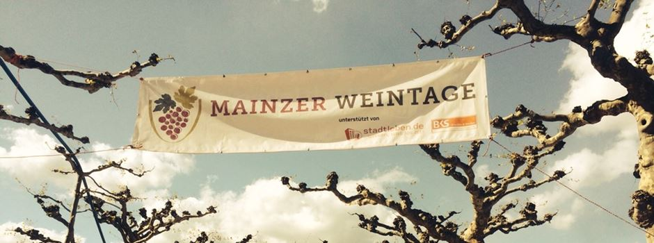 Was Euch bei den Mainzer Weintagen erwartet