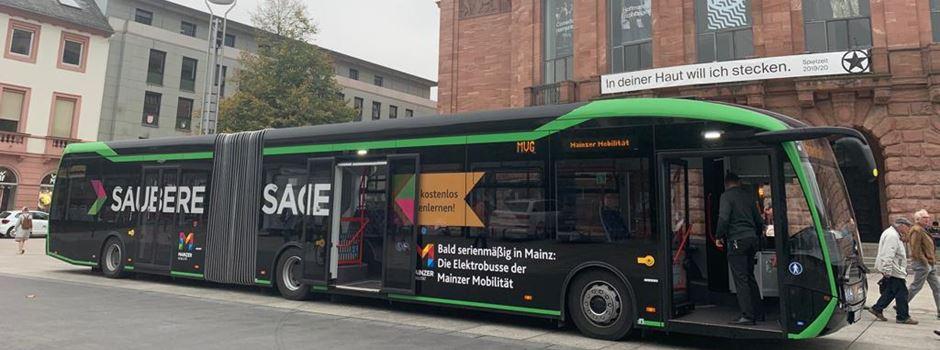 Mainzer Mobilität will 23 E-Busse kaufen