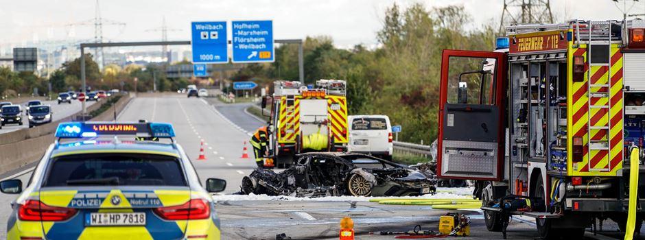 Tödliches Autorennen: Polizei findet Fahrzeuge der mutmaßlichen Raser