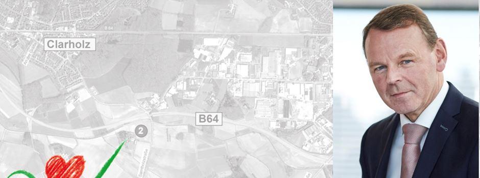 Verein pro B64n zum Neubau der Straße