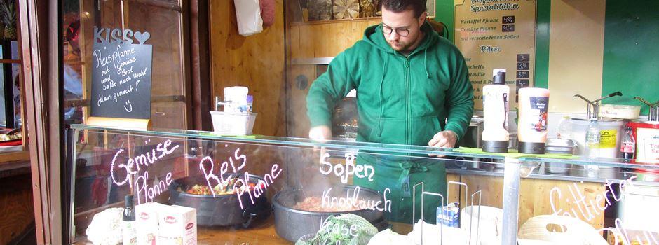 Die Mainzer Weihnachtsmärkte können auch vegan