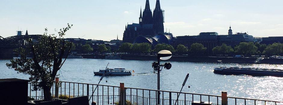 Wasserqualität des Rheins ist gut...und soll weiter steigen