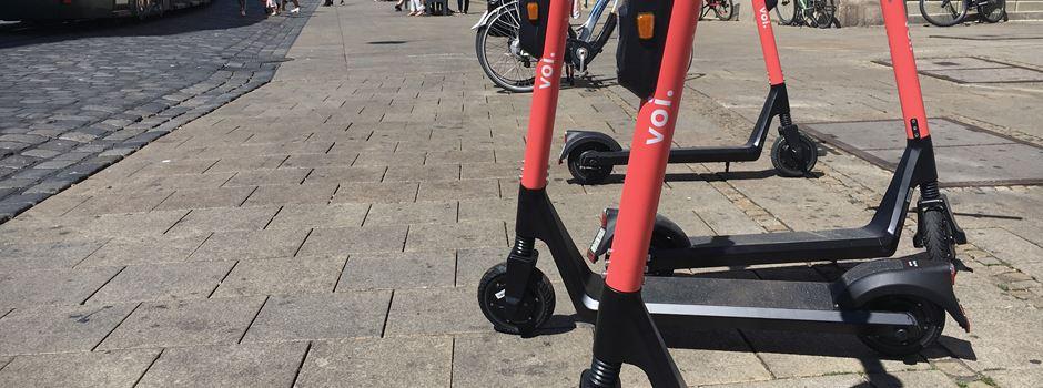 E-Scooter in Augsburg: Ist der Boom schon wieder vorbei?