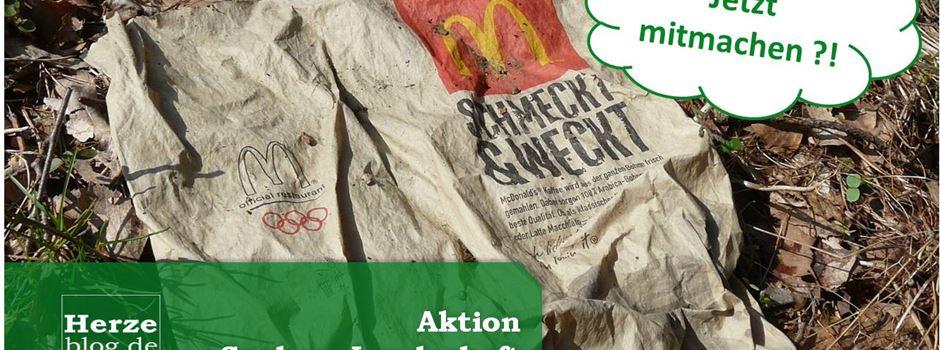 """Aktion """"Saubere Landschaft"""" gestartet"""