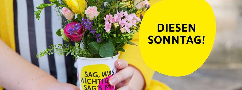 Deutschlands größte Blumengeste