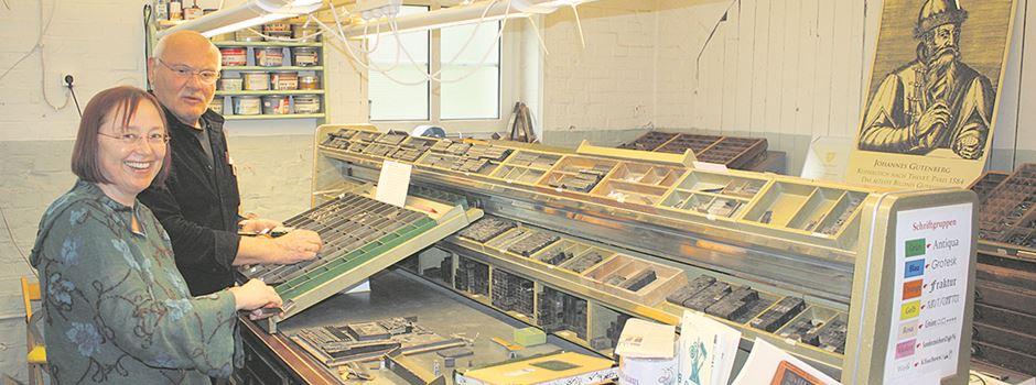 Fast 100.000 Euro für Buchdruck-Museum