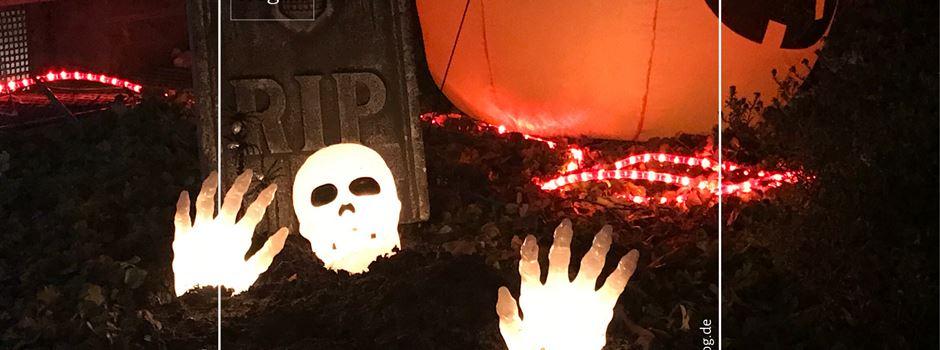 Halloween und Vandalismus