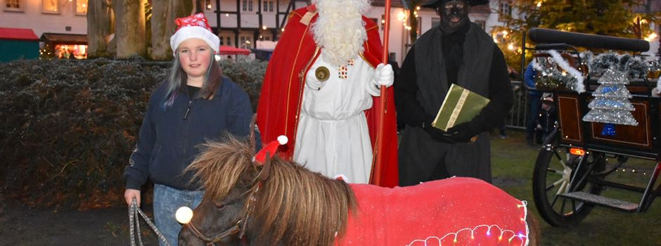 Fotos Weihnachtsmarkt Herzebrock 2018