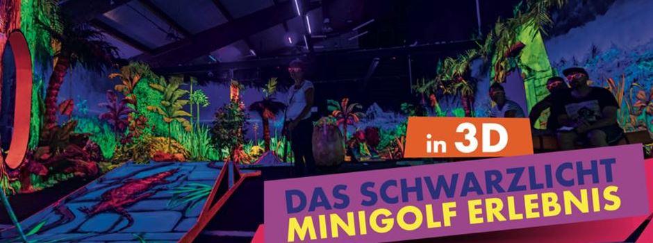 3D Neongolf - Das neue Minigolf Abenteuer