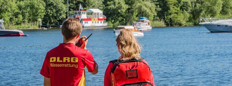 DLRG rechnet mit Anstieg der Badeunfälle