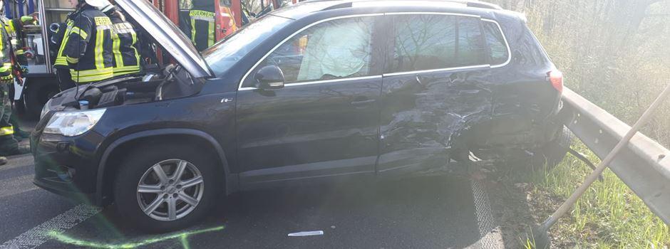Verkehrsunfall auf L269