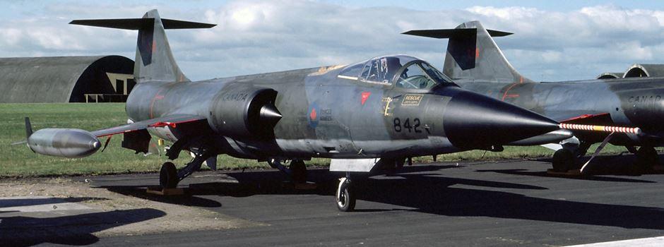 Der tödliche Kampfjet-Absturz von Frankfurt