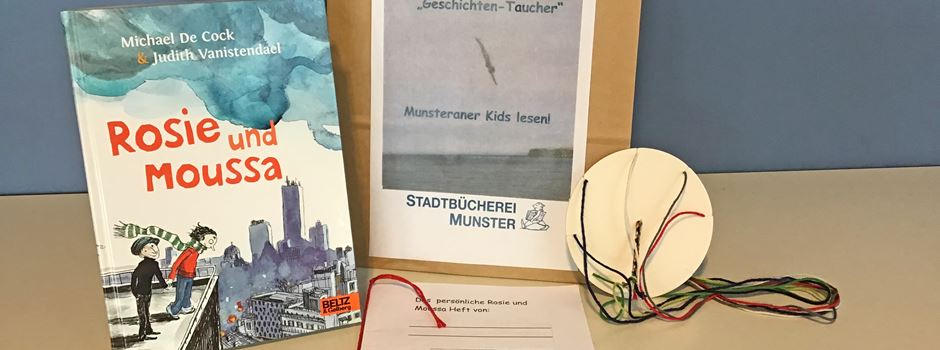 """""""Geschichten-Taucher"""" gesucht"""