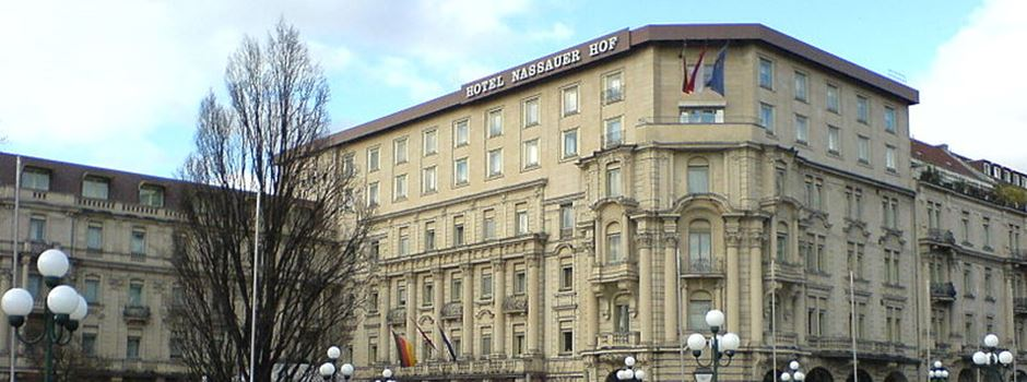 Wiesbadener Hotel gehört zu den besten Stadthotels Deutschlands