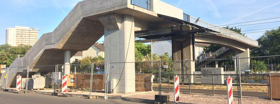 Rätsel um barrierefreie Fußgängerbrücke