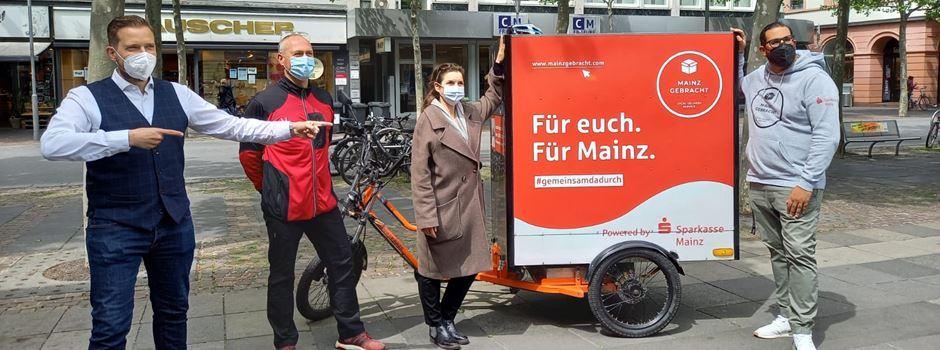 """""""Mainzgebracht"""" liefert erneut kostenlos Pakete"""