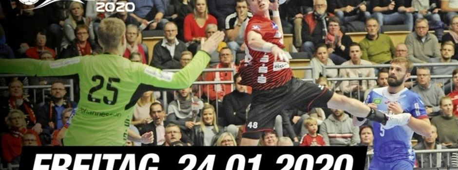 Handballtag am 24.01.2020 in Herzebrock