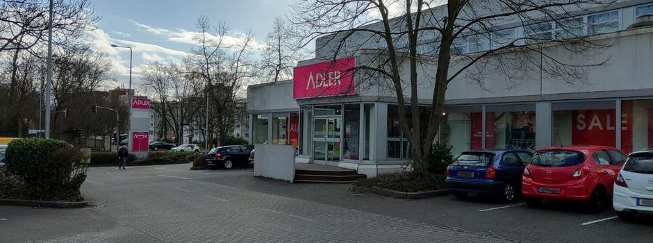 Umbau im Adler-Center in der Äppelallee startet noch in diesem Jahr