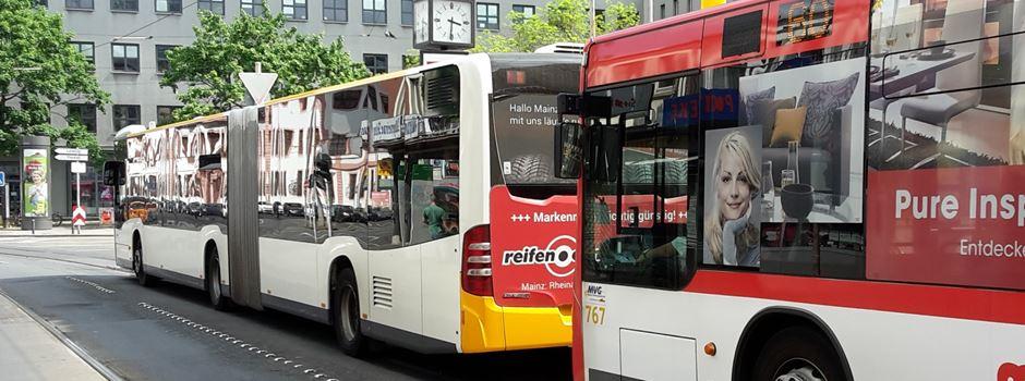 Warum nicht alle Mainzer Busse klimatisiert sind