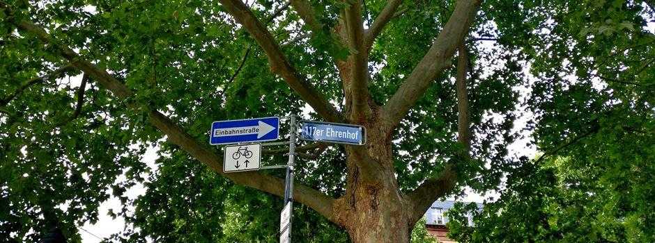 """Grüne und Linke fordern: Straßen mit """"NS-Belastung"""" sollen umbenannt werden"""