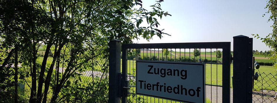 So kommt der Tierfriedhof bei den Wiesbadenern an